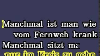Über 7 Brücken Mußt Du Gehn - Peter Maffay (Karaoke CD+G)