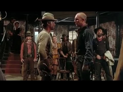 My name is nobody - Terence Hill Epic Fight