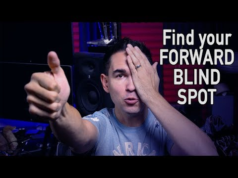 How To Find Your Blind Spot