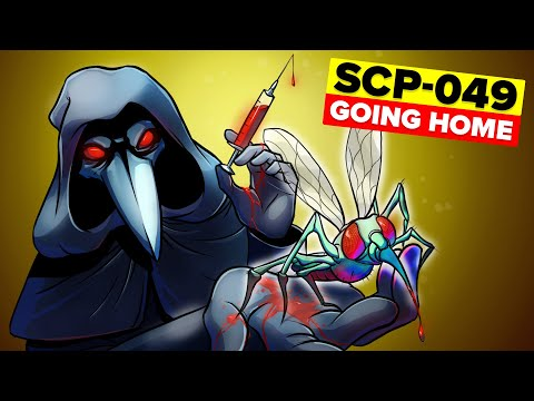 SCP-049 - Going Home (SCP Animation)