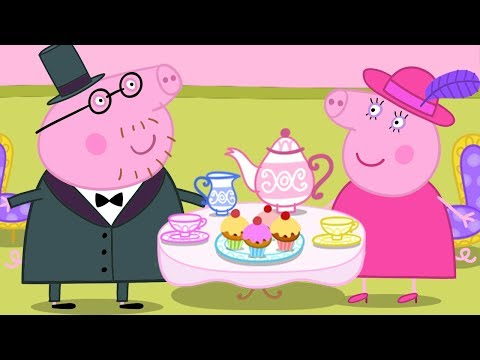 Peppa Pig English Episodes Celebrating Valentine's Day With Peppa Pig  Peppa Pig Official