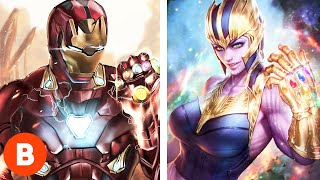 Video Surprising Marvel Characters Who Have Worn The Infinity Gauntlet MP3, 3GP, MP4, WEBM, AVI, FLV Mei 2019