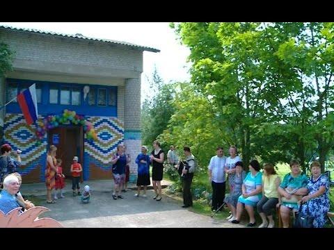 Праздничные гуляния прошли в селе Грузино, поселке Рощино и селе Бронницы