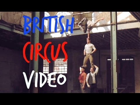 CIRCUS IN AN ABANDONED FACTORY // CIRCULUS