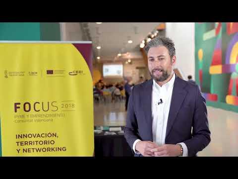 Francesc Pons, de Innsomnia en #Focuspyme Conectando Startups[;;;][;;;]