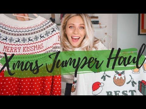 Video - Τα Χριστουγεννιάτικα πουλόβερ που θα τα βάλεις όλο το χειμώνα