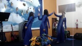 Coreografia Musica Aliança Davi Sacer
