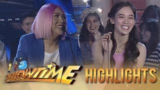 "Video It's Showtime PUROKatatawanan: ""Ate Girl"" Jackque wins over Vice MP3, 3GP, MP4, WEBM, AVI, FLV Januari 2019"