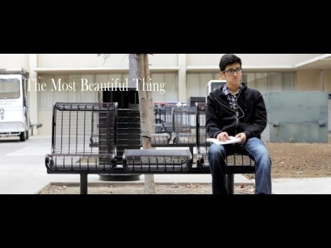 The Most Beautiful Thing (Short Film) Winner of the LACHSA 2012