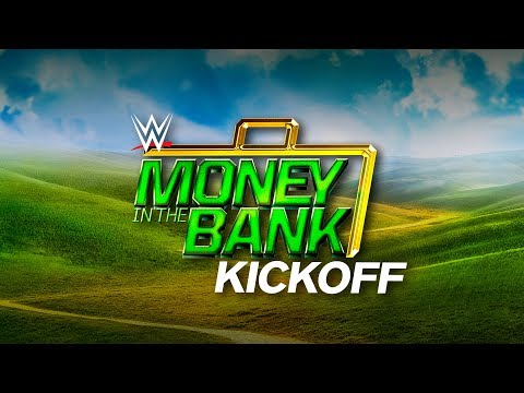 Money In The Bank Kickoff: June 18, 2017 (видео)