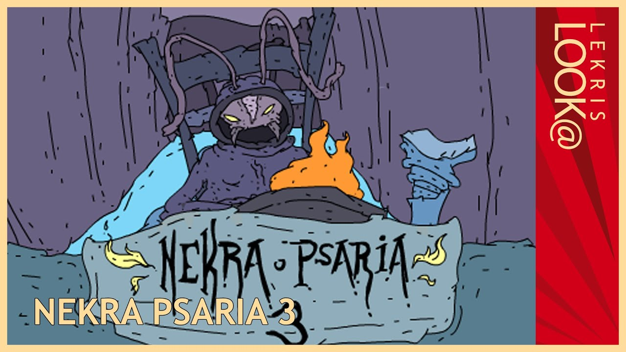 Have a l00k @ Nekra Psaria - Part 3
