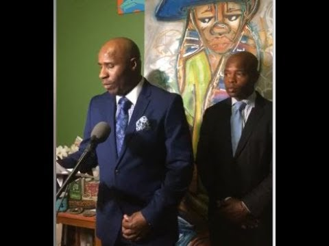 Willie D Press Conference with Attorney against Youtube & Google for shutting his channel DOWN