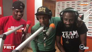 Video Who Or What Fret You (Feat. Lil Natty & Thunda) | Boss Fm Grenada | KG9 Live MP3, 3GP, MP4, WEBM, AVI, FLV Agustus 2018