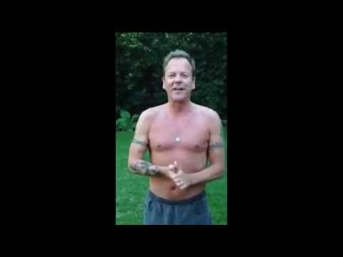 twentyfourspoilers - Kiefer Sutherland does the ALS ice bucket challenge. More 24: http://www.24spoilers.com/ Like us on Facebook: https://www.facebook.com/24spoilers Follow us o...