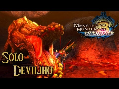 Monster Hunter 3 Ultimate - Deviljho