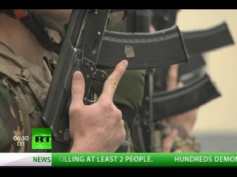 RussiaToday - The Kalashnikov rifle needs no introduction. In this documentary we'll show you its origins, how it's made and tested, who uses it, and much more. You'll be...