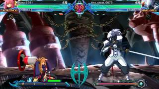 Kokonoe Japan  city images : BlazBlue Chronophantasma Top player Japanese replays 11/09/13 BBCP
