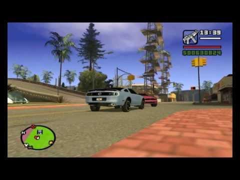 Super mod para GTA San Andreas, cambia todos los autos y mas!!!