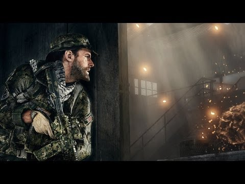 "Medal of Honor Warfighter Single Player Gameplay Trailer ""Basilan"""
