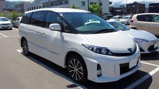 Nonton 2013 Toyota Estima Hybrid Aeras   Exterior   Interior Film Subtitle Indonesia Streaming Movie Download