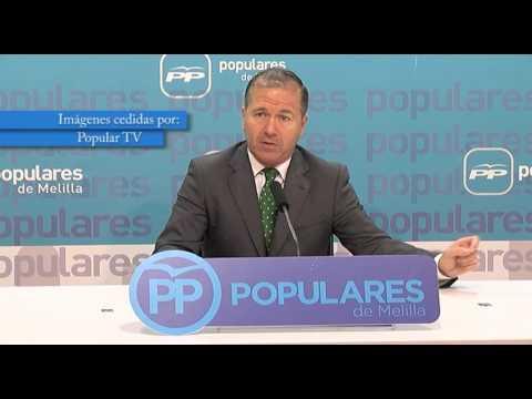Marín desmiente a la oposición en relación a la creación de empleo en Melilla