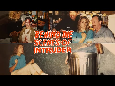 Rare Exclusive Behind the Scenes Look at Intruder (1989)