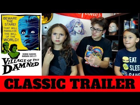 Village of the Damned Trailer (1960) REACTION