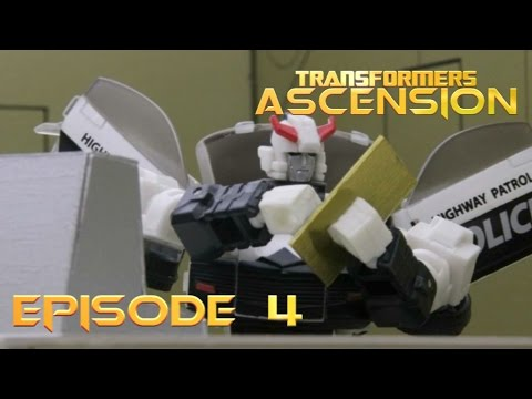 Transformers: Ascension | Season 1 | Episode 4 - 'State of Decay'