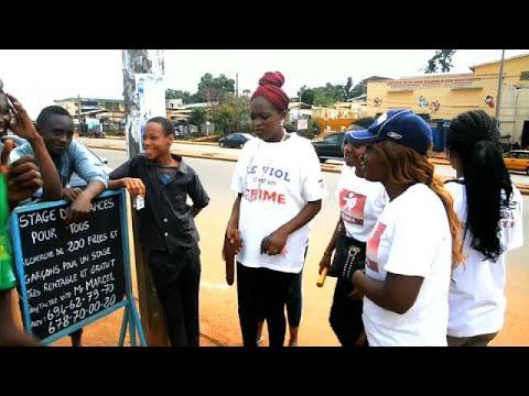 Καμερούν: Εθελοντές στο πλευρό θυμάτων σεξουαλικής κακοποίησης