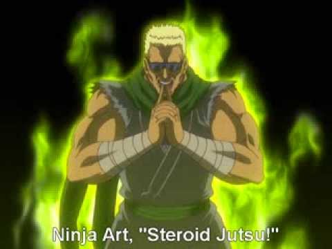 Gintama - Ninpo Doping!