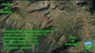 Dai Piani di Artavaggio ai Piani di Bobbio per il Sentiero Stradini