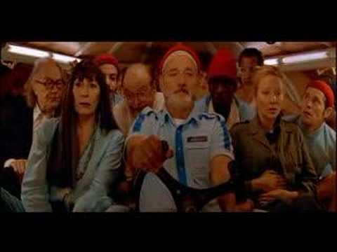 "Wes Anderson's use of ""Staralfur"" by Sigur Ros in The Life Aquatic with Steve Zissou is beautiful."