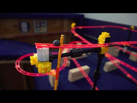 Chain Reaction Ball Machine (ft. Sprice Machines)