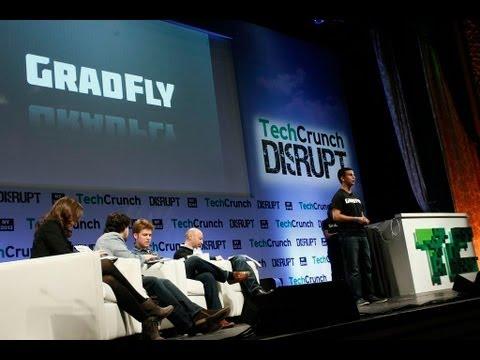 Gradfly Presentation: Startup Battlefield | Disrupt NY 2013