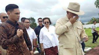 Video Air Mata Prabowo Jatuh saat Kunjungi Taman Makam Pahlawan Seroja Atambua MP3, 3GP, MP4, WEBM, AVI, FLV Januari 2019