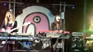 Shadows - Au Revoir Simone, Indie Tracks 2009