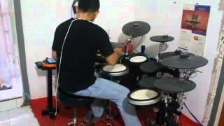 True Worshippers - Bersorak-Sorai (Drum Cover)