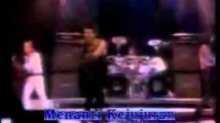 Achmad albar Gong 2000 - Menanti Kejujuran Video