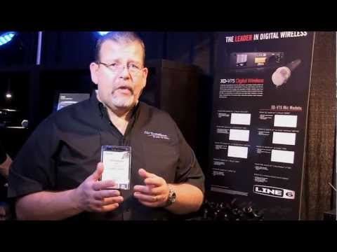 v75 - http://www.ccisolutions.com/StoreFront/category/sound-video-lighting-equipment-experts Ron Simonson of CCI Solutions reviews the Line 6 XD-V75 Digital Wirele...