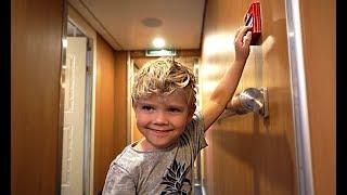 Tydus PULLED The Cruise Ship FIRE Alarm! *BIG MISTAKE*