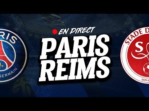 🔴 [ DIRECT / LIVE ] PSG - REIMS // Club House ( Paris - Reims )