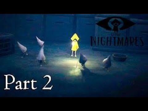 Gangly Arms Trying to Catch Us! - Little Nightmares Part 2