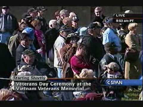 Straight No Chaser at Vietnam War Memorial