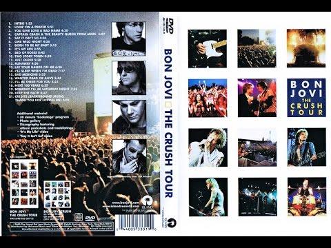 Bon Jovi - The Crush Tour (2000)