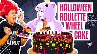 Video How To Make A GROSS-Tacular Surprise Inside HALLOWEEN ROULETTE CAKE | Yolanda Gampp | How To Cake It MP3, 3GP, MP4, WEBM, AVI, FLV Desember 2018