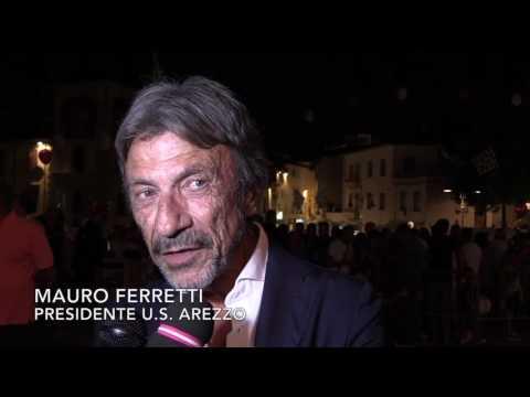 Ferretti annuncia la svolta in società