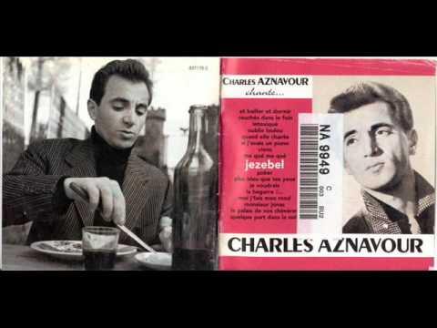 Tekst piosenki Charles Aznavour - Plus Bleu Que Tes Yeux po polsku