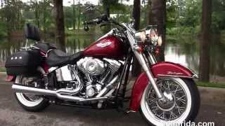 6. Used 2008 Harley Davidson Softail Deluxe for sale in Tallahassee Florida