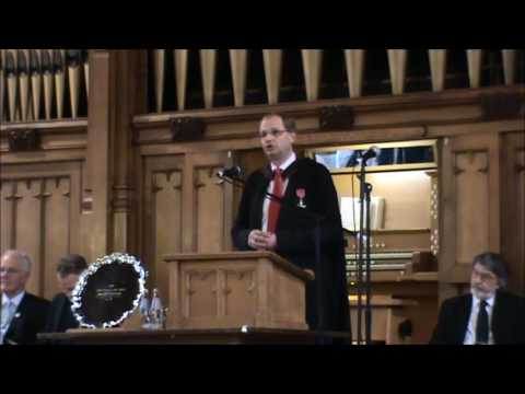 Headmaster's Review of the Year - Prizegiving 2017
