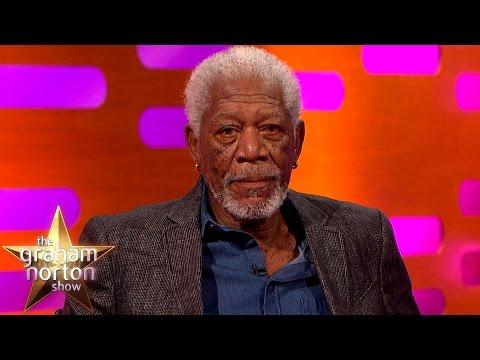 Morgan Freeman Re-Enacts The Shawshank Redemption | The Graham Norton Show